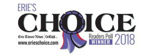 Erie's Choice Readers Poll 2018.