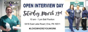 Open Interview Day 3/23