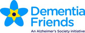 Dementia Friends. An Alzheimer Society initiative.