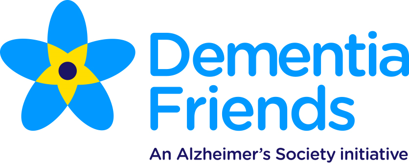 Dementia Friends. An Alzheimer Society initiative.