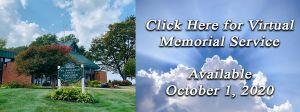 Memorial Service 2020